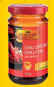 CHIU CHOW CHILLI OIL FOR FREE!