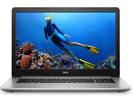 """Dell Inspiron 17 5000 (i7-8550U, 8GB RAM, 128GB SSD, 1TB HD, 17.3"""" Full HD screen) £799 - £699 after cashback @ Dell"""