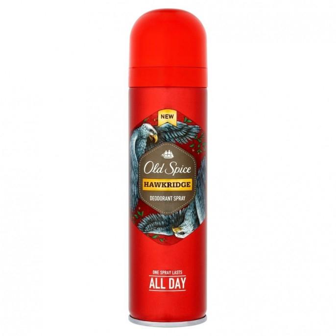 Old Spice Deodorant Body Spray - Hawkridge (150ml) was £1.00 now 50p @ Poundstretcher