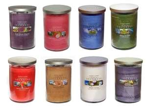 £31.98 Delivered for a Yankee Candle World Journey Large Jar Tumbler 4 pack @ Groupon