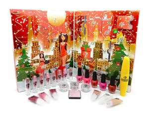 Makeup Advent Calender. NOW £14.99 Was £30.00 Free delivery! @ theperfumeshop