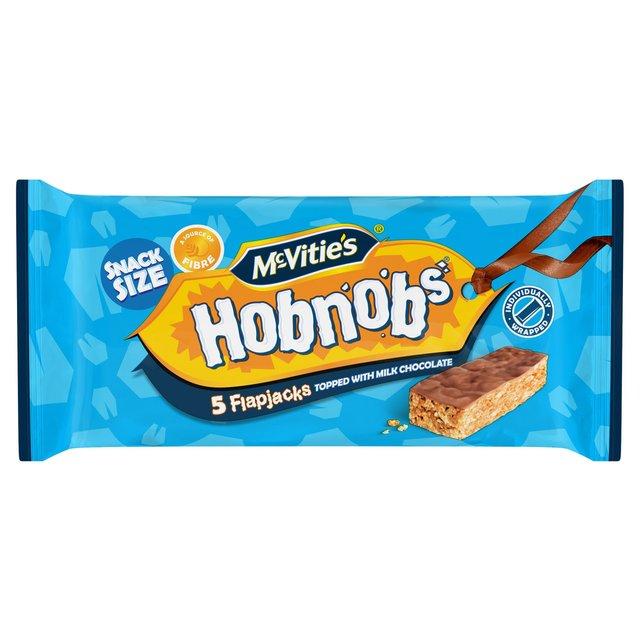 McVitie's Hobnobs flapjacks 5 per pack 67p Morrisons