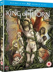 King Of Thorn Blu-ray / DVD Combo Pack £4.99 (Prime) @ Amazon
