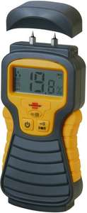 Damp problems? Check out with the Brennenstuhl 1298680 Moisture Detector (Damp meter) £14 delivered  Amazon