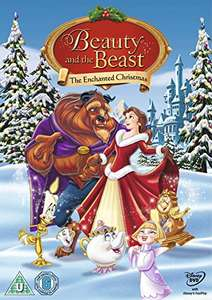 Disney's Beauty & The Beast - The Enchanted Christmas [DVD] £2.99 @ Amazon