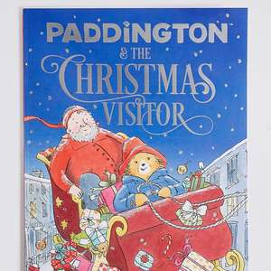 Paddington charity book  @ M&S only £3.00 limited amount made. £2 will be donated to NSPCC (C&C)