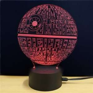 Death star table lamp only £5.34 at gearbest