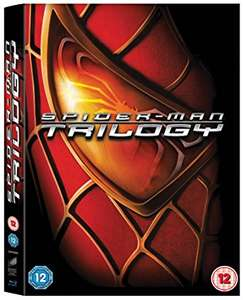 Spider-Man trilogy (Toby Maguire) only £6.99 on Apple iTunes - Digital HD