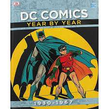 DC Comics Year By Year 1930-1967 (Hardback) only £4 with Free C&C @ The Works (with code MUMS20)