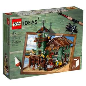 LEGO Ideas 21310 Old Fishing Store - £109.99 @ Smyths