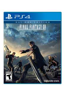 Final Fantasy XV PS4 £13.99 Boomerang Ex Rental