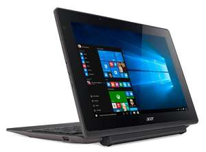 [Live 08/11] Acer One 10.1 Inch Intel Atom 2GB 64GB 2-in-1 Laptop - Metallic Black £179.99 + £10 Argos Voucher @ Argos