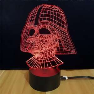 Darth Vader lamp only £5.34 @ gearbest