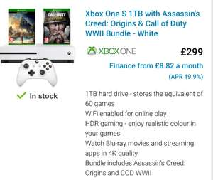 Various Xbox One Console Bundles from £229 @ AO.com