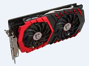 MSI NVIDIA GeForce GTX 1060 GAMING X 6 GB - £229.99 @ Amazon (prime only)