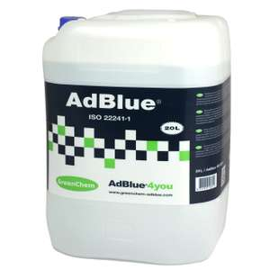 10 litres of Adblue for £9.19 delivered - use code NOV12 - Carparts4less