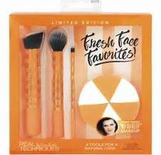 Real technique set £7.99 (3 for 2) @ Superdrug (Free del for H&B card holders)