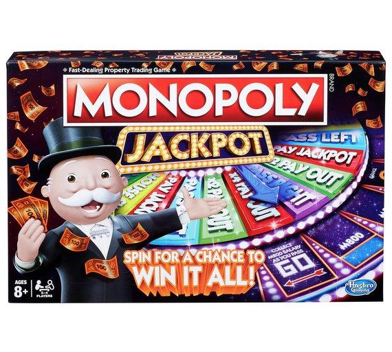 Monopoly Jackpot now £9.99 @ Argos