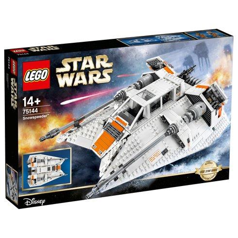 Lego snowspeeder 75144 £134.99 @ Smyths - £122.99 with code