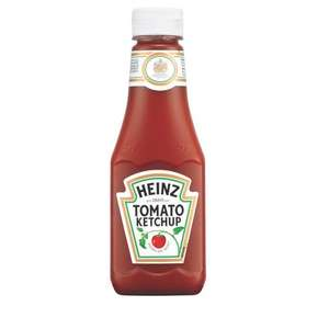 Heinz Tomato Ketchup 342g Reduced to 25p instore @ Poundstretcher