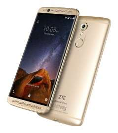 ZTE Axon 7 MINI, Metal Build, 5.2 FHD AMOLED Screen, SD617, Fingerprint, Quick Charge, 3GB/32GB, Dolby Atmos, 8mp/16mp Cameras, Stereo Speakers ETC (with code) at Gearbest