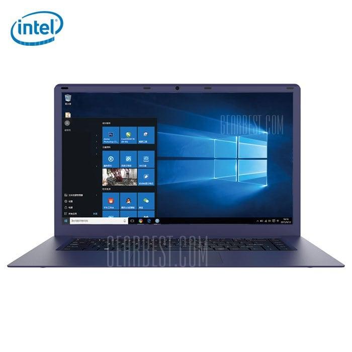 Cheap laptop 15,6'' 1920x1080 4gb 64gb eMMC quad core - £122.25 @ GearBest