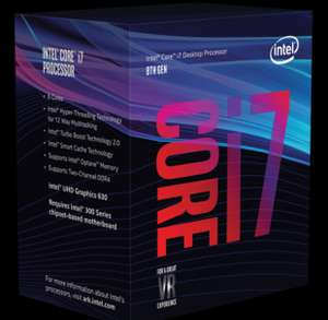 Intel i7-8700K - £391.07 Delivered @ Amazon (Sold by Amazon US)