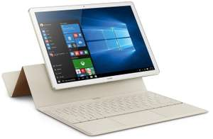 "Huawei Matebook HZ-W19 with 12"" QHD Display M5- 6Y54 Processor 8GB 256GB SSD Windows 10 - £499.99 @ BOX"