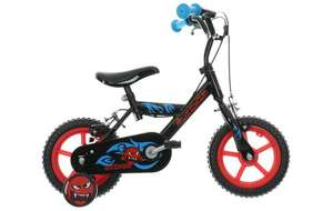 "Urchin Kids Bike - 12"" OR Sweetie Kids Bike - 12"" - Now £36 with code + £10 Cycle accessories voucher @ Halfords"