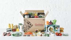 Two Gousto Recipe Boxes for £19.99 at Timeout