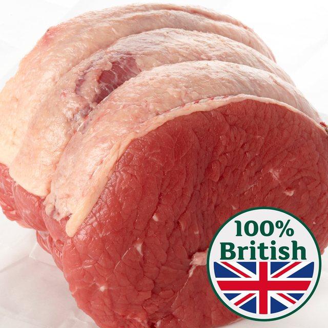 BEEF BRISKET JOINT £6.00KG @ MORRISONS