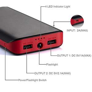 Power bank 25000mAh Portable Charger £22.99 @ Sold by Highway Techbuy and Fulfilled by Amazon