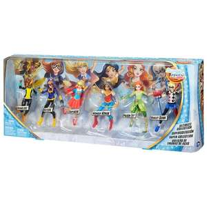 Dc super hero girls 6 pack - £19.96 with free C+C @ Toys R Us