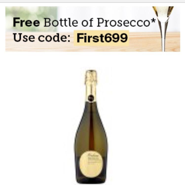 FREE bottle of prosec-ho-ho-ho! @ Iceland (£35 min spend)