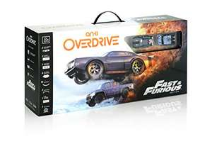 Anki Overdrive F&F edition down to £125.99 from £169.99 on Amazon