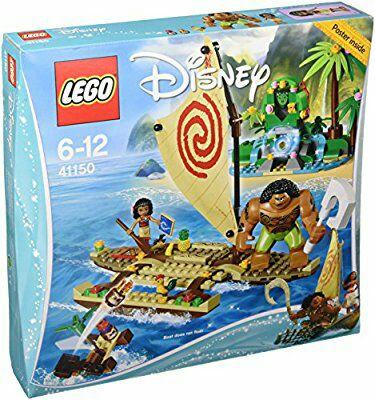 LEGO 41150 Disney Princess Moana's Ocean Voyage Building Toy - £31.99 @ Amazon