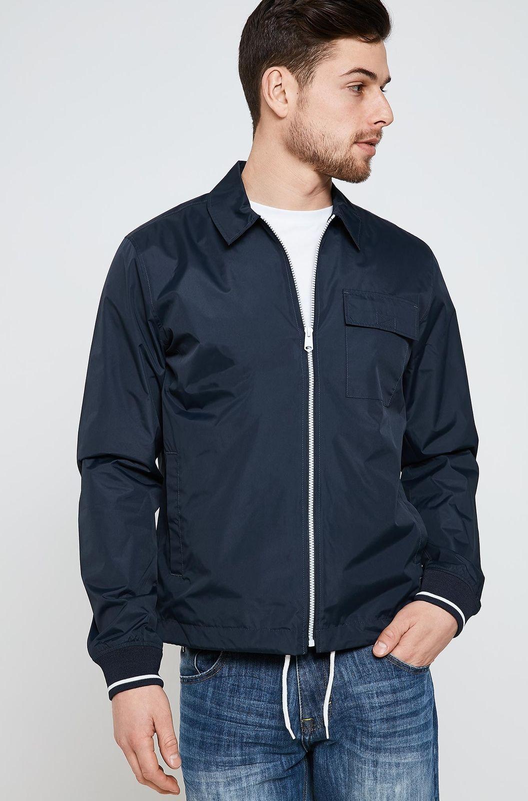 Threadbare Albany Harrington Mens Jacket - 2 Colours £10 (+£1.99 delivery) @ Brand Attic eBay Outlet