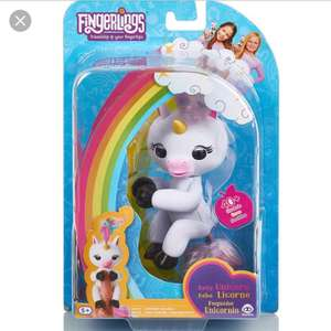 (Not a deal, just help for anyone local) Unicorn fingerlings Toys'r'us Southall - £14.99 C+C
