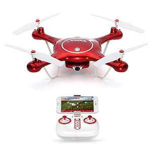 Syma X5UW Wifi Drone with 720P HD Camera - Only £50! Sold by Fishingking fulfilled by Amazon