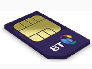 Change your BT sim (Account specific)