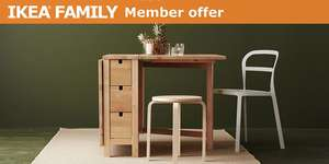 NORDEN, Gateleg table £99.99 Ikea Family Southampton