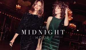 30% off Partywear at Monsoon + extra 15% off with code