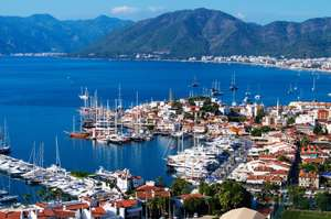 June 2018 Marmaris, 14 nights B&B Inc flights from Manchester (hold and hand luggage Inc) £183pp @ Broadway Travel