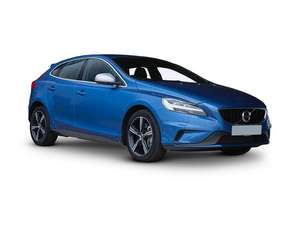 Volvo V40 Hatchback T2 [122] Momentum 5dr - 2 Year Lease - 5k miles per annum - £116.78p/m + £1051.06 initial rental + £240 admin fee (£3976 total) @ pure vehicle leasing