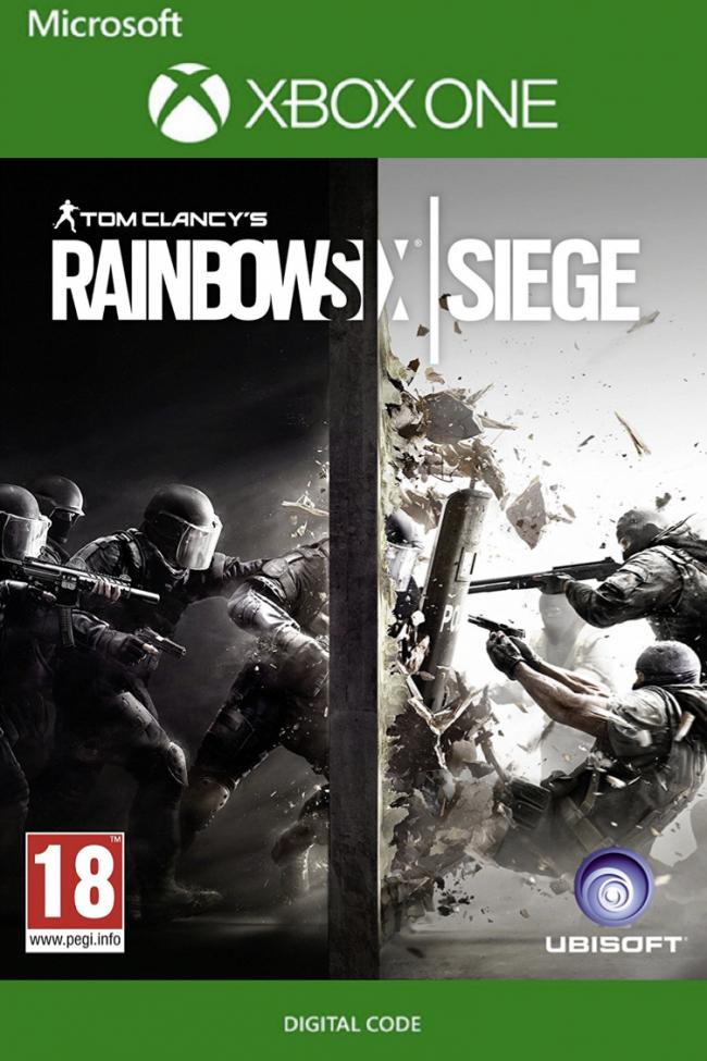 [Xbox One] Tom Clancys Rainbow Six Siege - £11.99/£11.39 - CDKeys