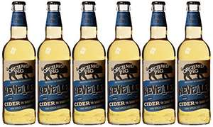 orchard pig cider £9 for a case of 12 @ amazon prime exclusive