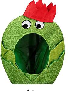 Novelty Sprout Christmas Hat £6 @ Asda online & instore