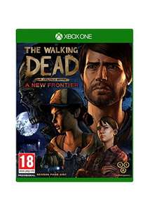 The Walking Dead (Telltale): A New Frontier Xbox one New £14.85 at Base.com (3rd installment in series)