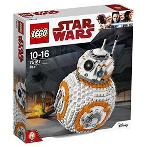 LEGO Star Wars The Last Jedi 75187 BB-8 Toy £64.99 @ Amazon