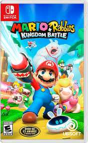 Mario and Rabbids Kingdom Battle £34.85 @ SimplyGames
